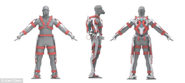 Exoesqueleto 4