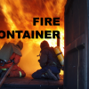 FIRE CONTAINER
